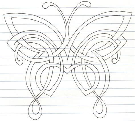 Vorlagen Fã R Keltische Muster Chris Celtic Butterfly By Darkartmind Deviantart On Deviantart Zentangle