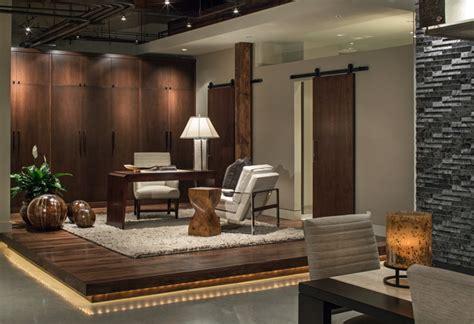 home interior design omaha downtown penthouse contemporary home office omaha