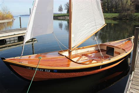 small boat yawl good nuff small boats monthly