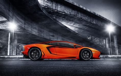 Car Wallpaper High Quality by Lamborghini Aventador Sports Car Wallpaper High