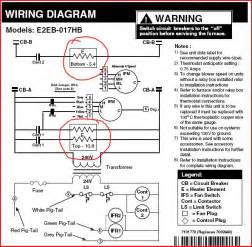nordyne e2eb 015hb thermostat wiring diagram model e2eb 015hb elsavadorla