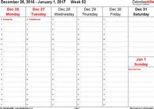 week calendar template excel weekly calendar 2017 uk free printable templates for excel