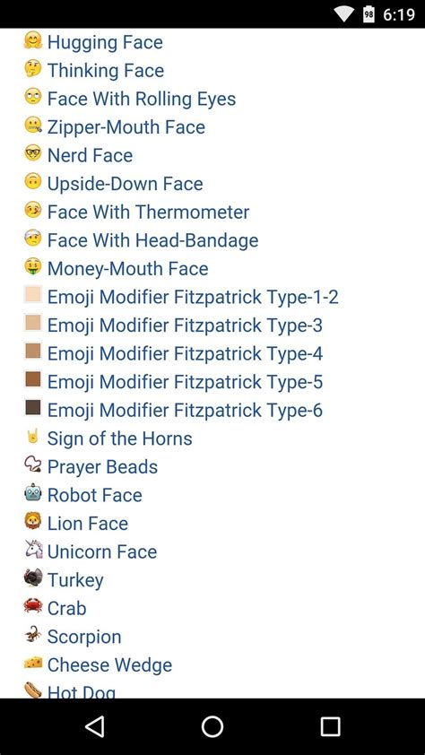 how to get new emojis on android how to get all of apple s new emojis on android 171 android gadget hacks
