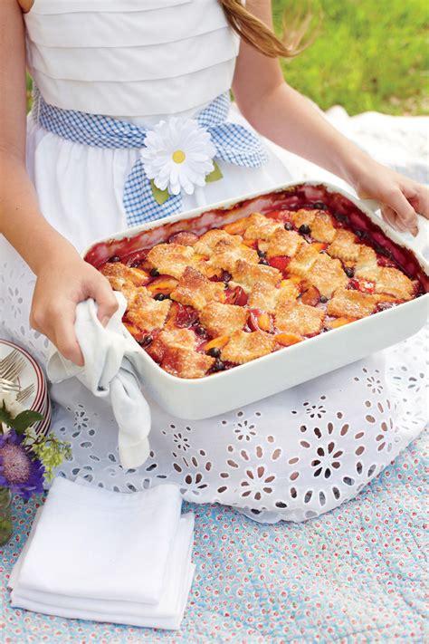 Patchwork Foods - 16 dessert casserole recipes southern living