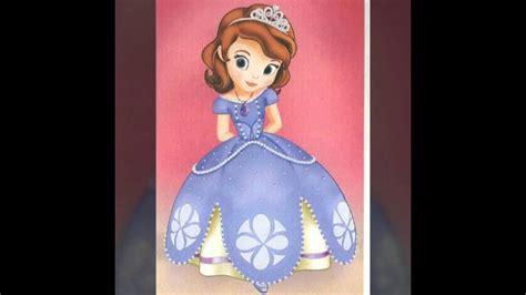de la princesa sof a vestido de la princesa sofia youtube