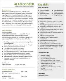 Exle Of An Administrative Assistant Resume by Best Administrative Resume 17 Free Word Pdf Documents Free Premium Templates