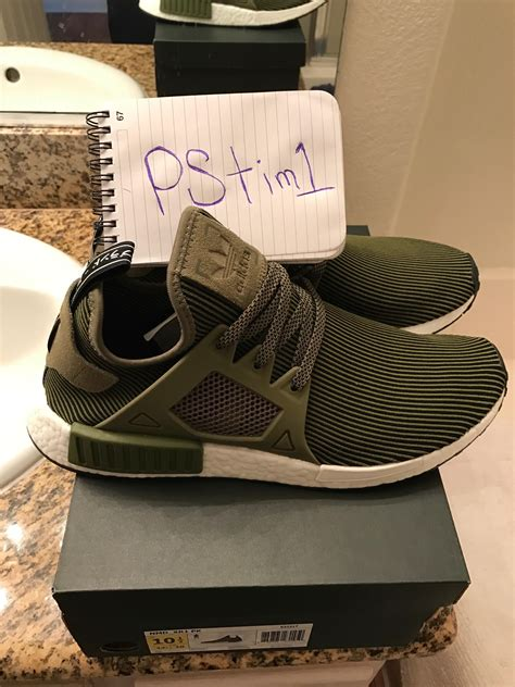 new year nmd for sale for sale new adidas nmd xr1 pk olive sz 10 5 190 shipped