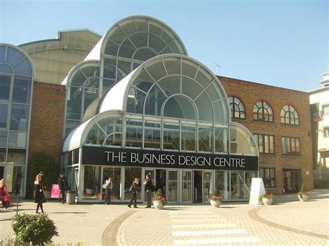 business design centre layout about the stone library