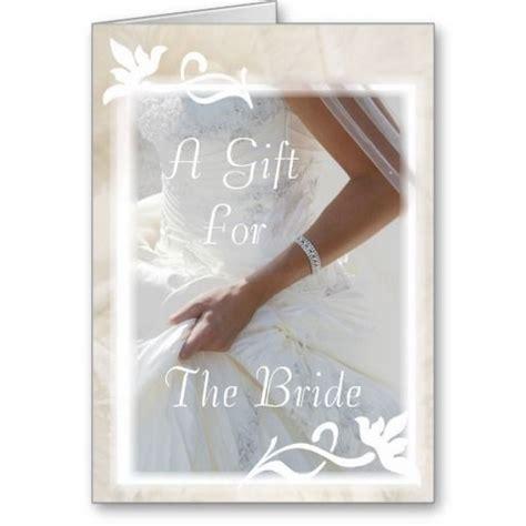 Gift Card Shower by Custom Bridal Shower Gift Card