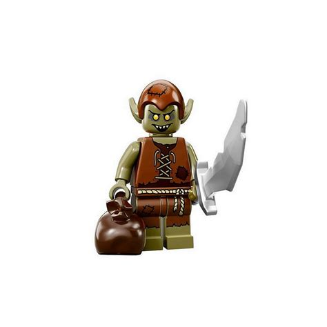 Lego Series 13 Goblin lego official series 13 minifigures 71008 images and