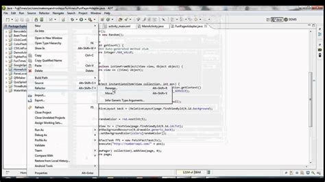 github project tutorial android tutorial download and import project from github