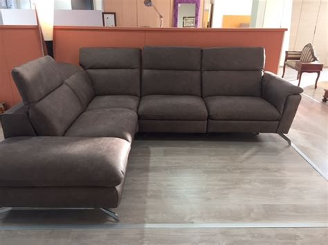 divani e divani chaise longue delta salotti divano lumiere divani con chaise longue