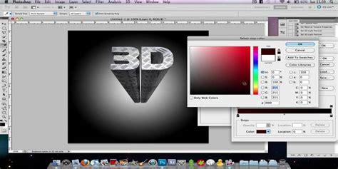testo 3d photoshop come creare una scritta 3d in photoshop cs5