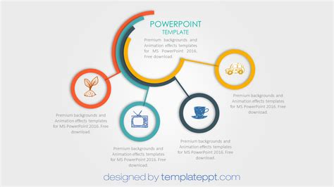 template for powerpoint professional powerpoint templates free 2016