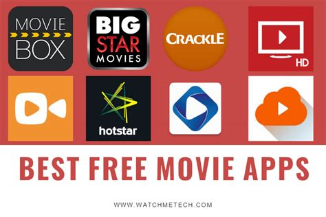 Best App For Free Movies | 15 best free movie apps for android ios watchmetech