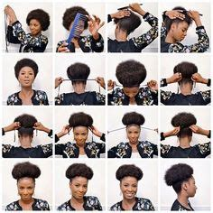 step by step natural hair styling 1000 images about natural hair on pinterest 4c natural