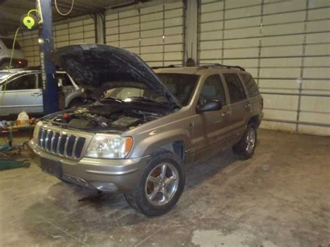 03 Jeep Grand Parts 99 00 01 02 03 04 Jeep Grand Rear Axle Assembly