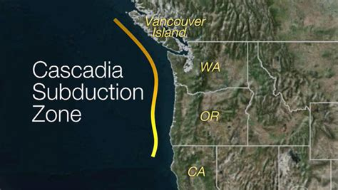17 best ideas about cascadia subduction zone on pinterest pacific northwest in fear of massive earthquake tsunami