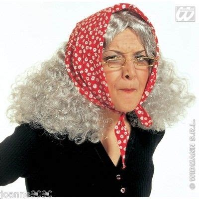 Sixty Old Woman Outfit | beth schneider granny old lady woman fancy dress