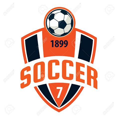 football team logo template logo clipart football pencil and in color logo clipart