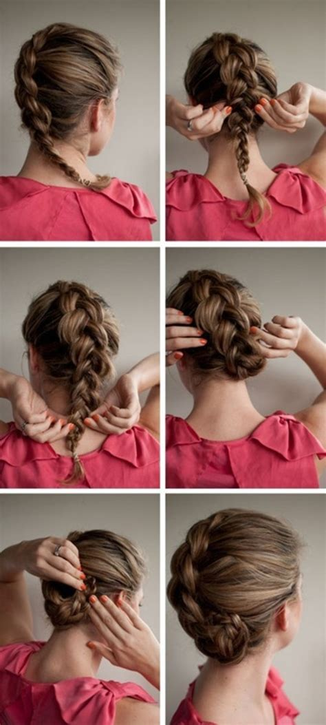 35 Diy Hairstyle Tutorials With Pictures Fashion   35 diy hairstyle tutorials with pictures stylishwife
