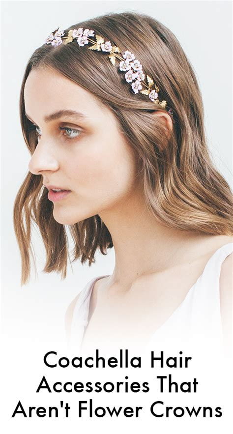 hair accessories  arent flower crowns instylecom