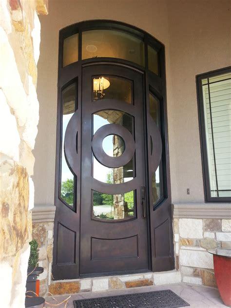 Front Door Design Photos Iron
