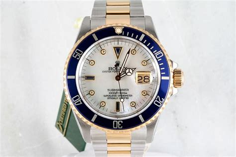 rolex submariner s date used for sale in
