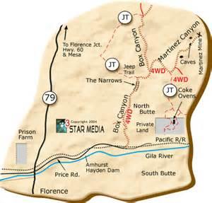 arizona atv trails map arizona ohv trails ohv maps ohv places to ride and areas