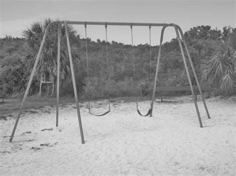 Black And White Swingset By Chasingmoonlight On Deviantart