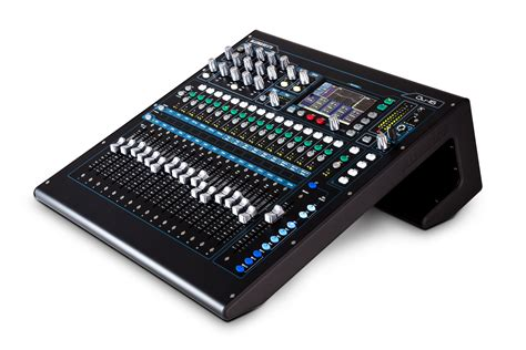Mixer Audio Allen lifiers sound mixers b audio visual
