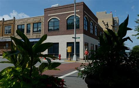 downtown barber burlington nc downtown developer foreclosure not an option in front