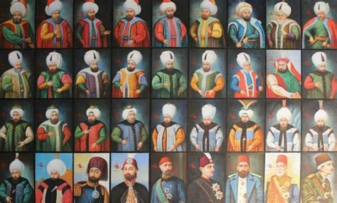 Sultans Ottomans by The Sultans Of The Ottoman Empire Islamic History