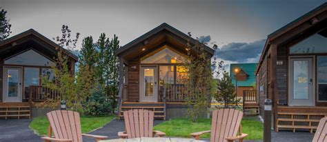 yellowstone cabin cabins yellowstone dago update