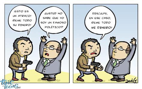 imagenes uñas locas plan de maestr 205 a humor grafico un ladron y un politico