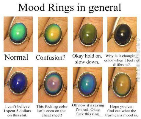 mood ring colors meaning general resumes mood rings in general