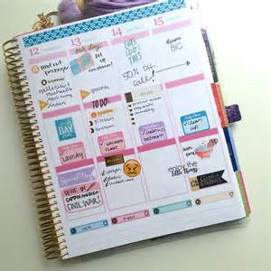 Make Your Own Planner Pages Template Free Daily Stickers Avery 5428 Template Wendaful