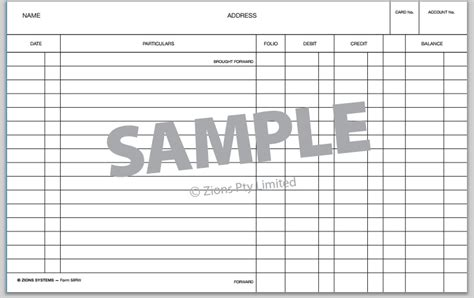 Ledger Card Template by Pics Of A Patient Ledger In A Office Search
