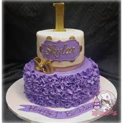 ruffle cake ruffles birthdaycake on instagram