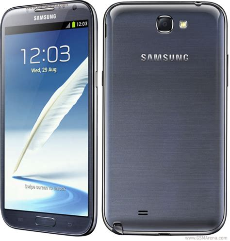 samsung galaxy note ii  pictures official