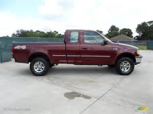 Ford 1997 F150 Toreador Metallic 1997 Ford F150 Xlt Extended Cab