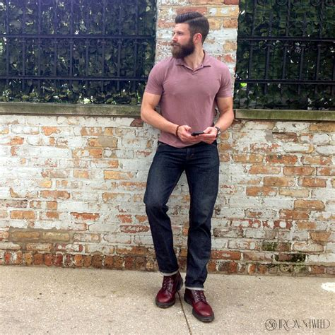 what to wear with dr martens brown men casual wear for men 101 master the fundamentals