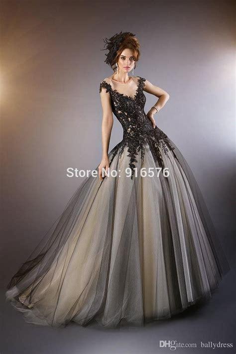 imagenes de vestidos de novia negro 25 best ideas about vestidos de novia negros en pinterest