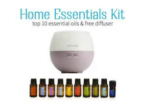Home Essentials by Essential Oils A Good Change