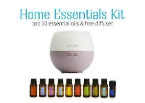 essential oils a change