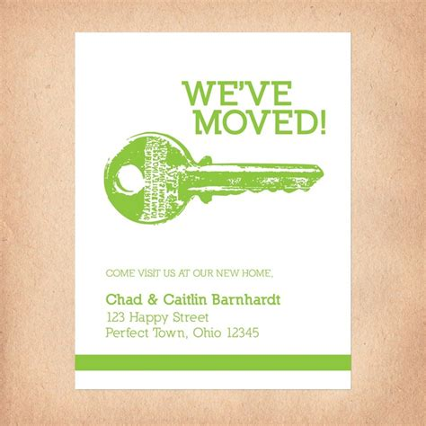 we moved cards template 49 best images about we ve moved on simple