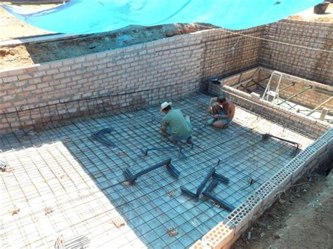 how to make a swimming pool in your backyard building a swimming pool at home