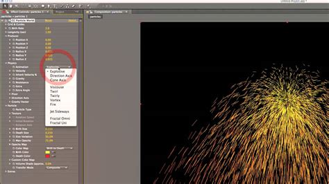 tutorial after effect particle how to loop particles in after effects tutorial youtube