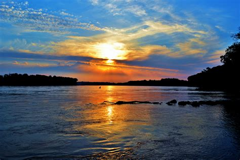 Rivers Also Search For The Beautiful Missouri River My