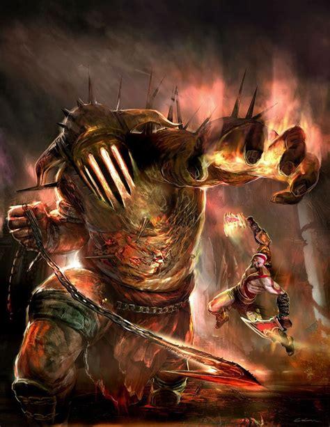 imagenes epicas de kratos las mejores 30 im 225 genes de kratos de god of war anime